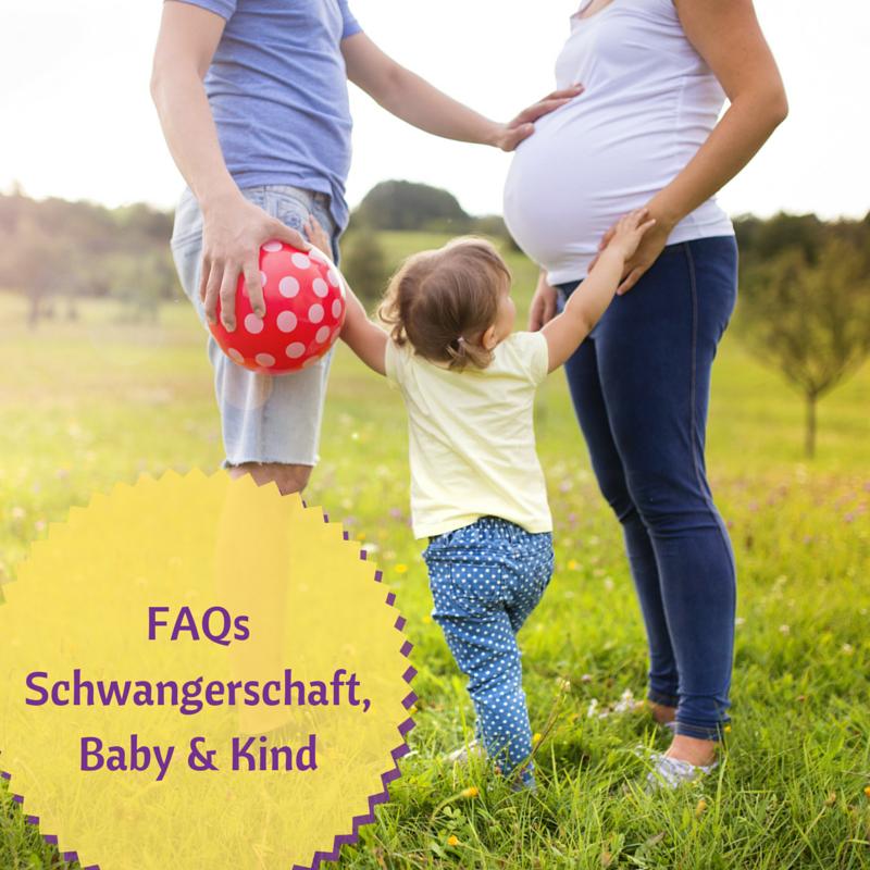 Nuetzliche Informationen zur Schwangerschaft Baby Kleinkind