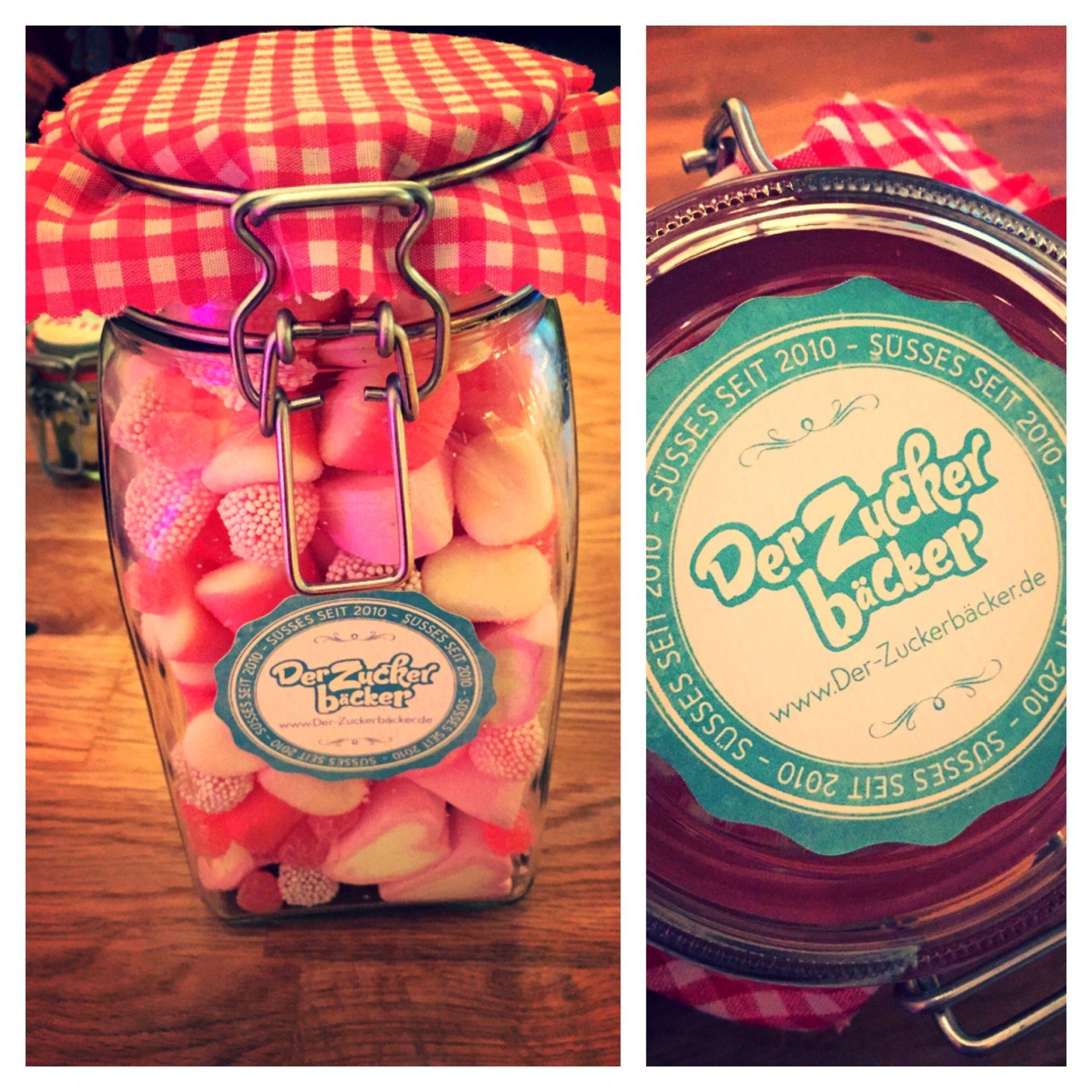 Der Zuckerbäcker - Süßigkeiten online bestellen