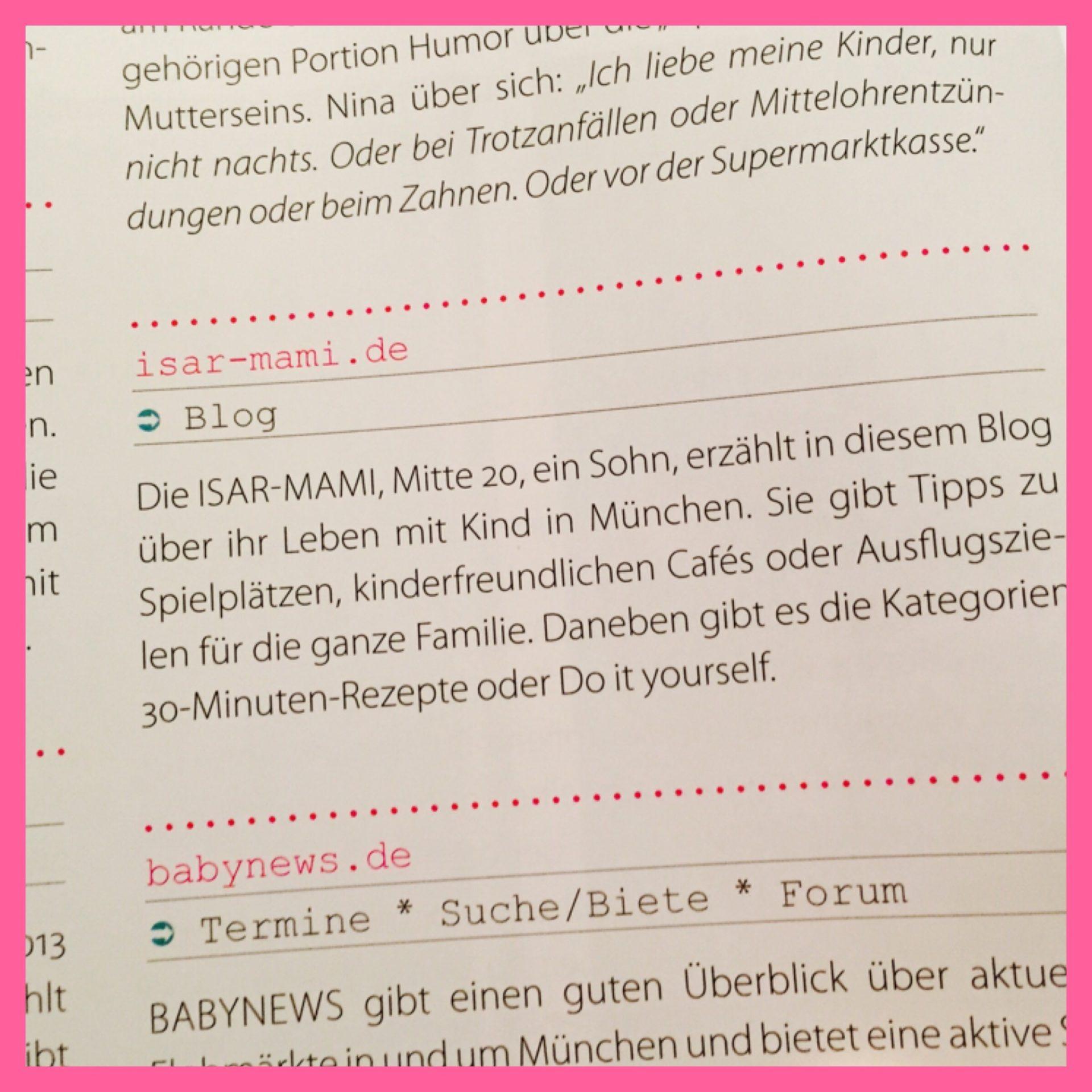 Ratgeber für Eltern in München