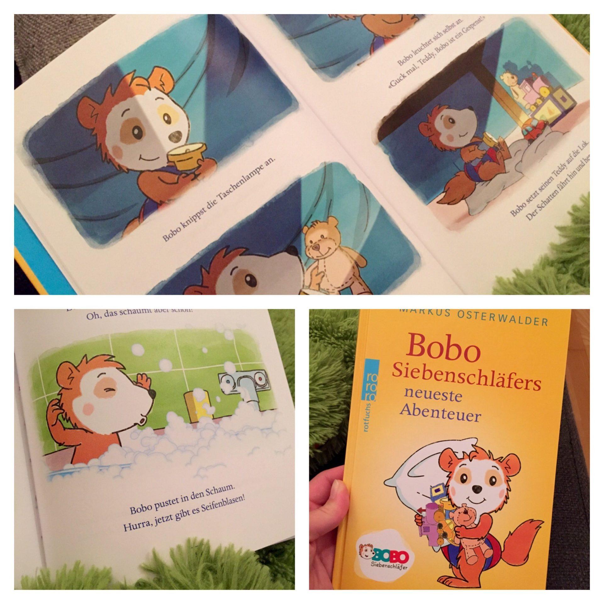 Kleinkindern vorlesen - Bobo Siebenschläfers Abenteuer