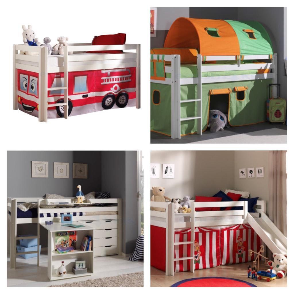ab wann k nnen kinder im hochbett schlafen. Black Bedroom Furniture Sets. Home Design Ideas