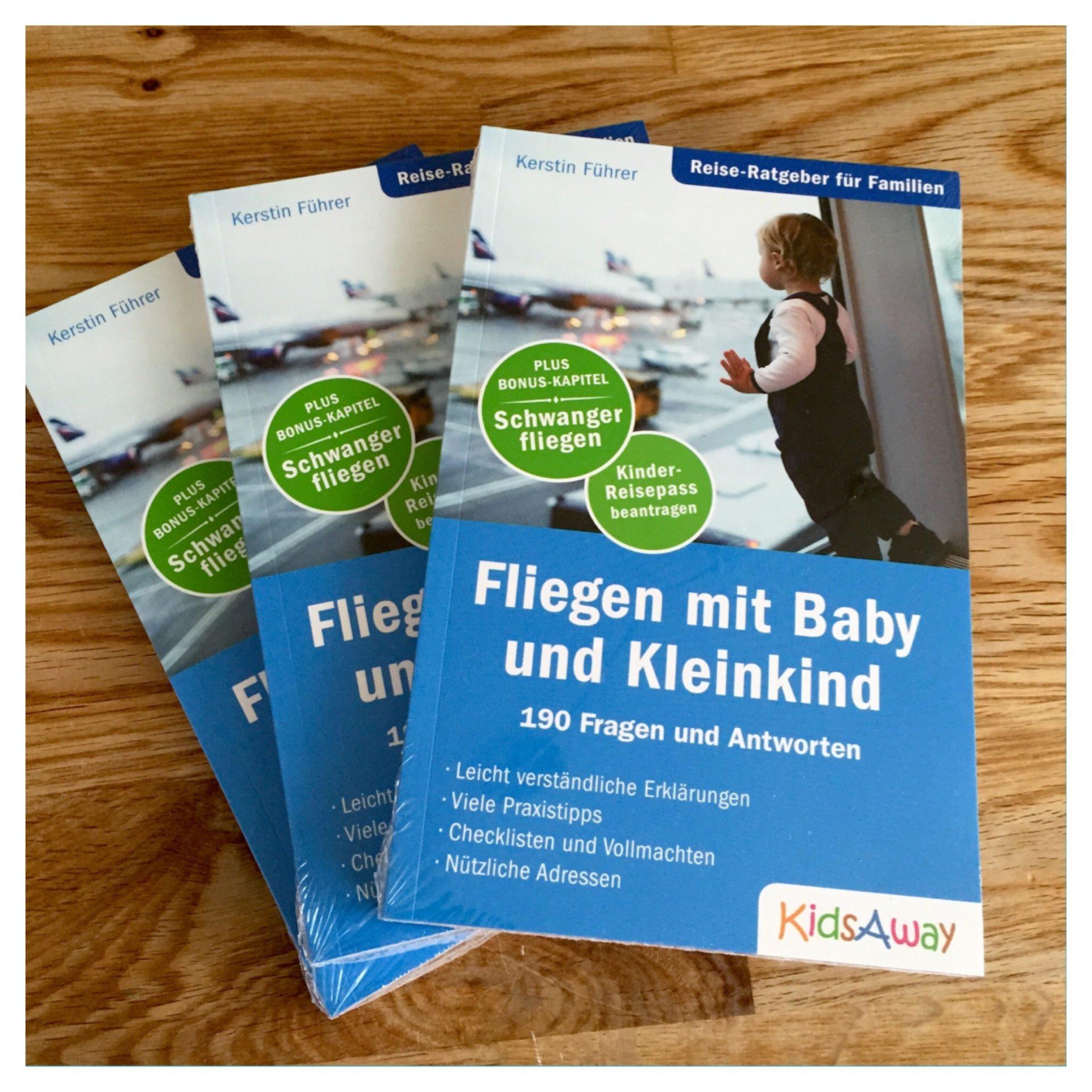 Ratgeber Flug mit Baby und Kleinkind