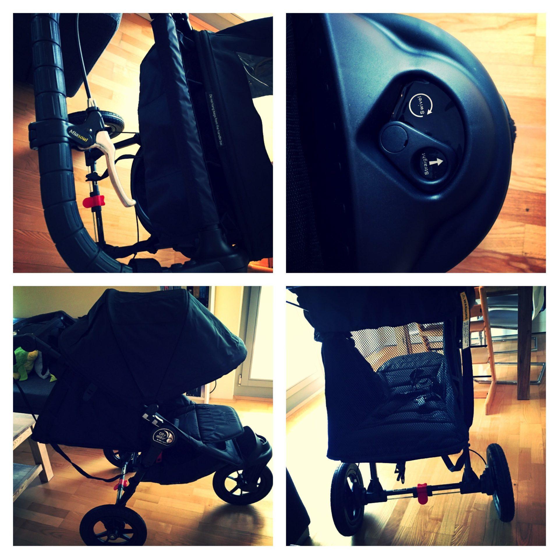 test der baby jogger city elite der beste buggy. Black Bedroom Furniture Sets. Home Design Ideas