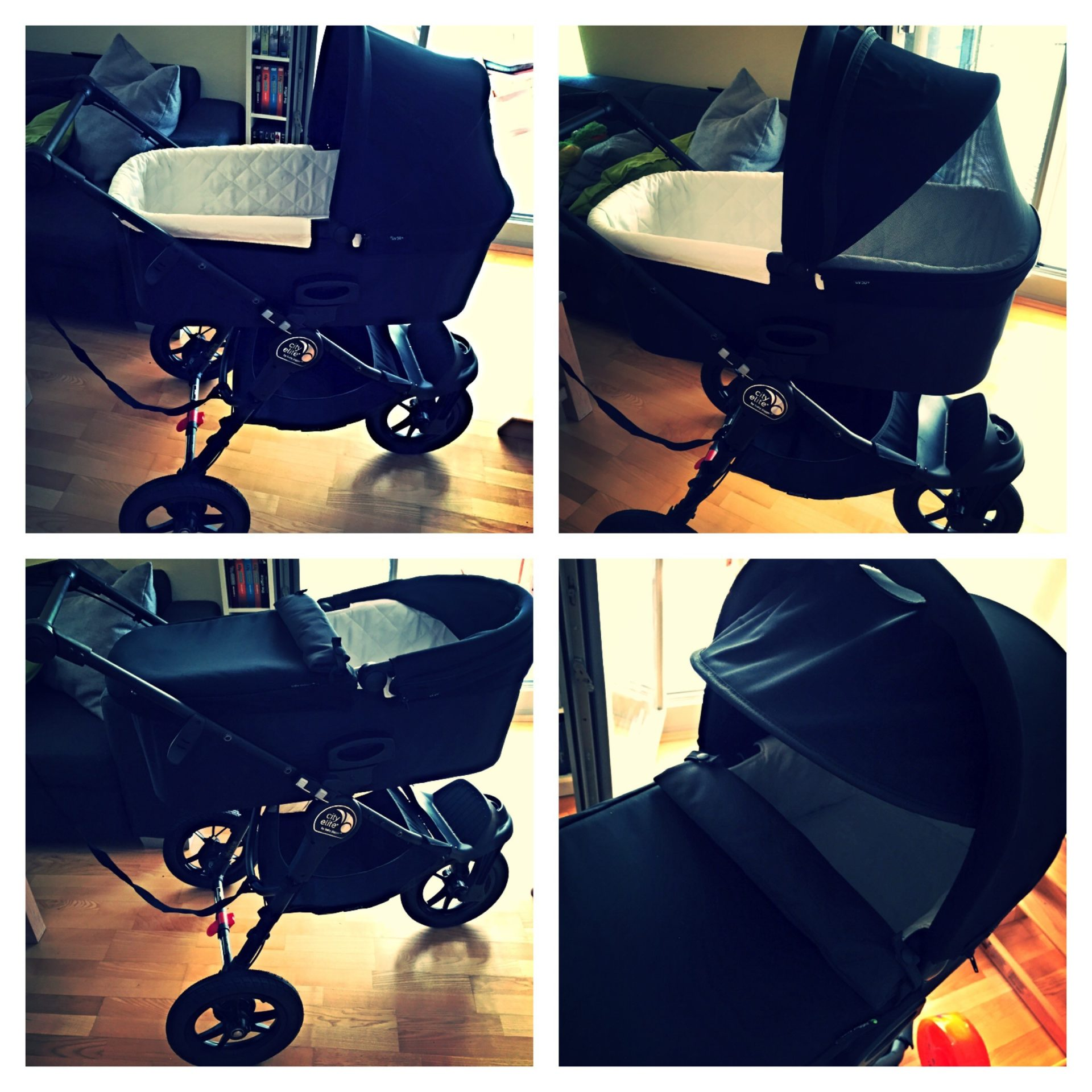 Test: Der Baby Jogger City Elite - der beste Buggy!