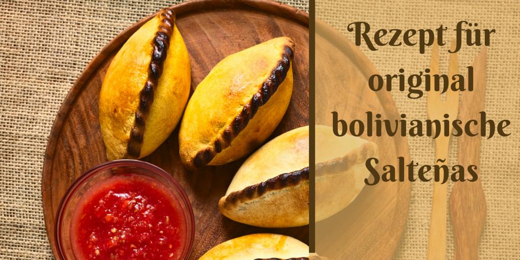 rezept bolivianische saltenas receta