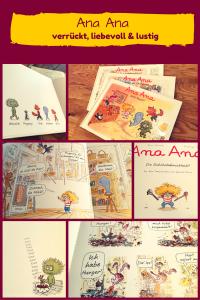 Ana Ana – Lesespaß hoch Drei!