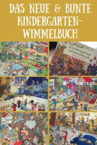 Das neue Kindergarten-Wimmelbuch