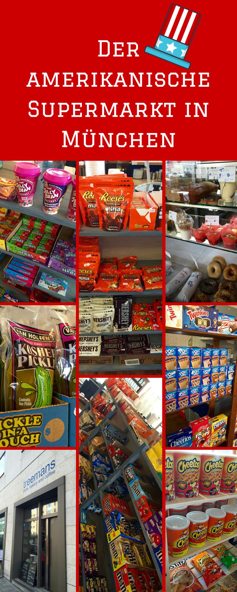 Amerikanische Lebensmittel In Munchen Kaufen American Supermarket