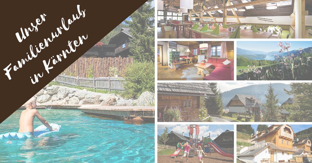 Familienurlaub Kärnten - Die besten Ausflugsziele für Kinder