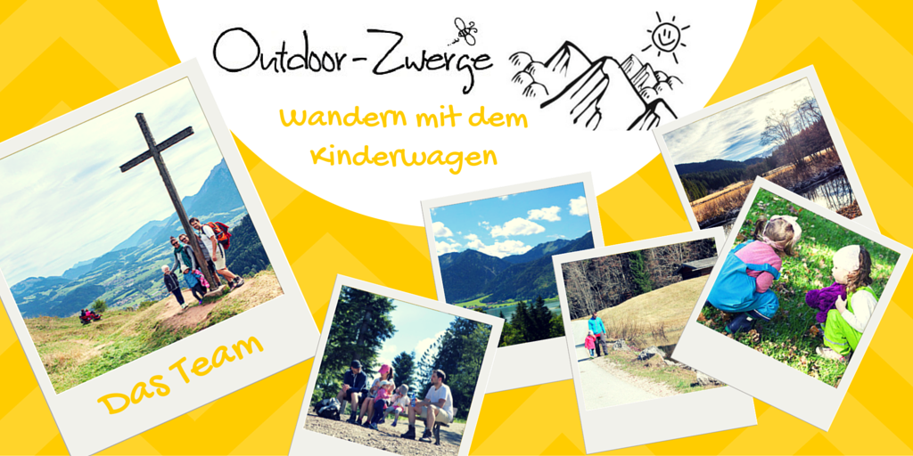 Wandern mit Kinderwagen in der Münchner Umgebung