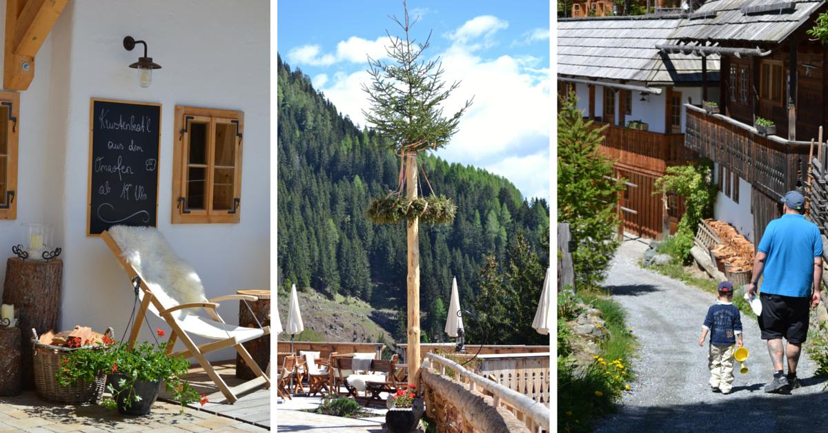 Almdorf Seinerzeit Restaurant Sommer Preise Familienurlaub