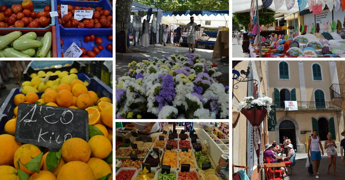 Der Markt in Artà - Ein toller Wochenmarkt auf Mallorca