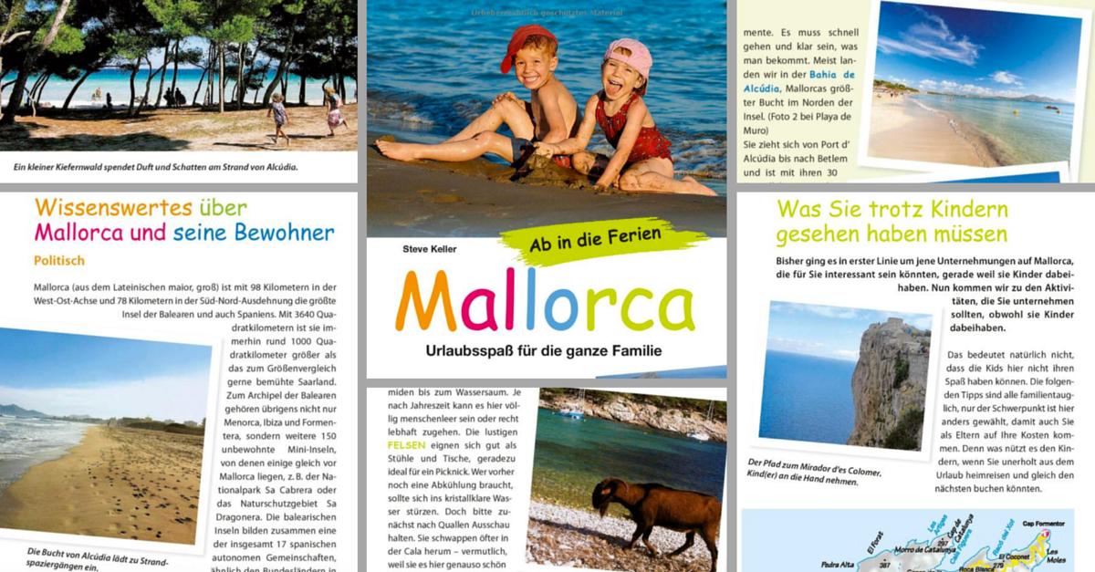 Der Mallorca-Reiseführer für Familien mit Kindern