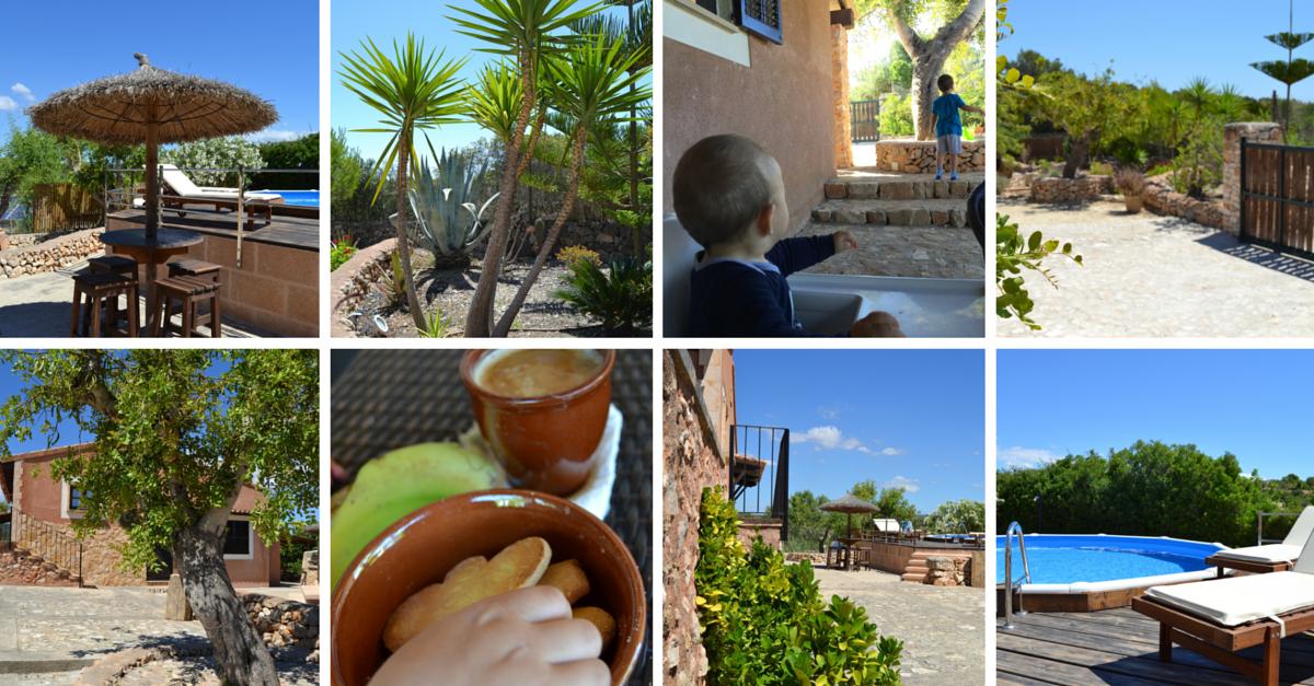 Fincaurlaub auf Mallorca mit Baby und Kleinkind