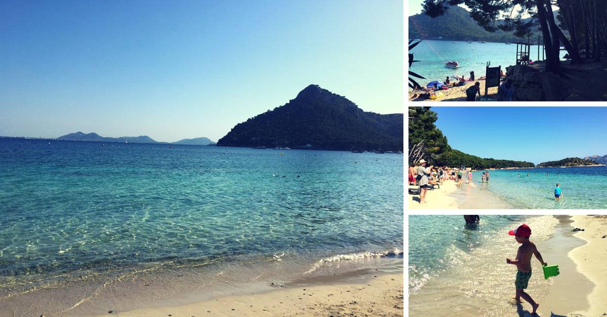 Traumstrände auf Mallorca im Familien-Test