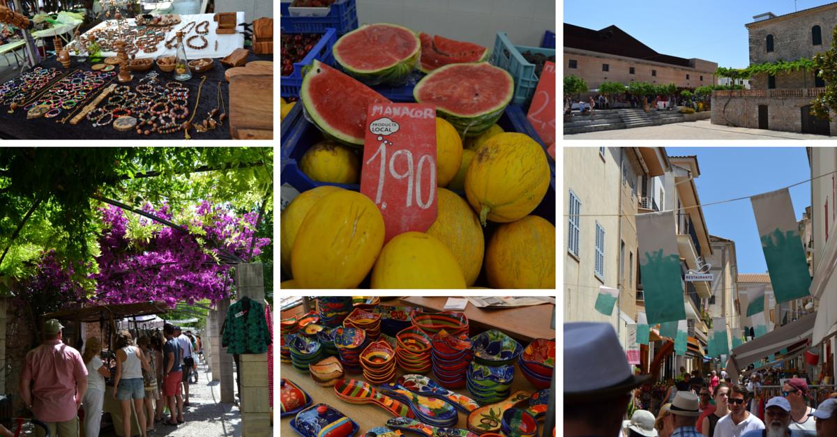 Wochenmarkt in Arta Mallorcas schönste Maerkte
