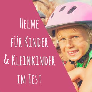 Fahrradhelme für Kinder im Test