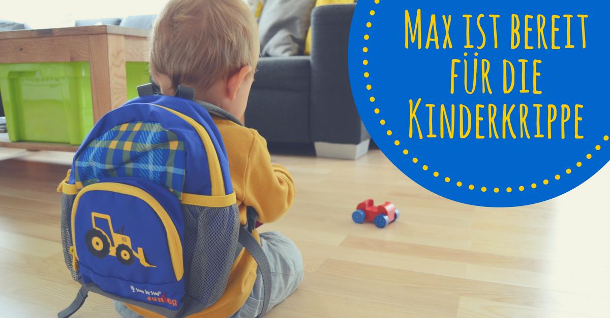 Im Test: Die Kindergartenrucksäcke von Step by Step