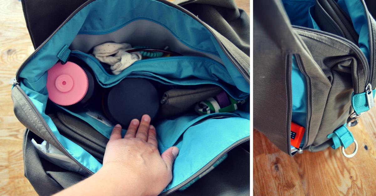 Meine Erfahrung zur Wickeltasche von Lässig - Der Allrounder im Test