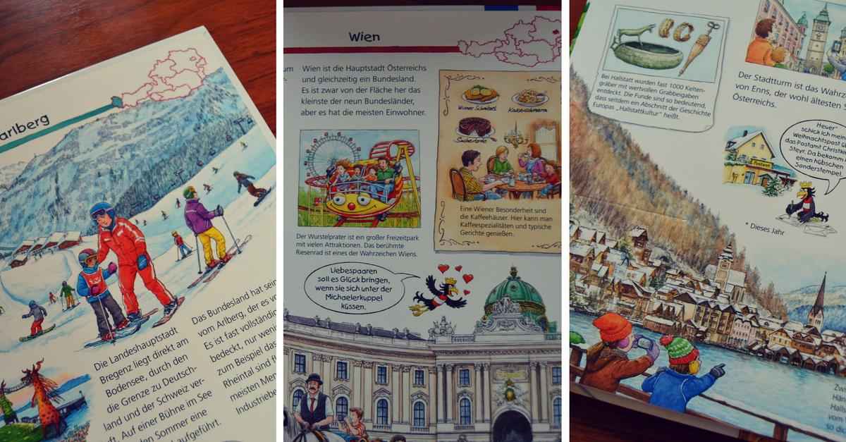Wieso Weshalb Warum Oesterreich Kinderbuch