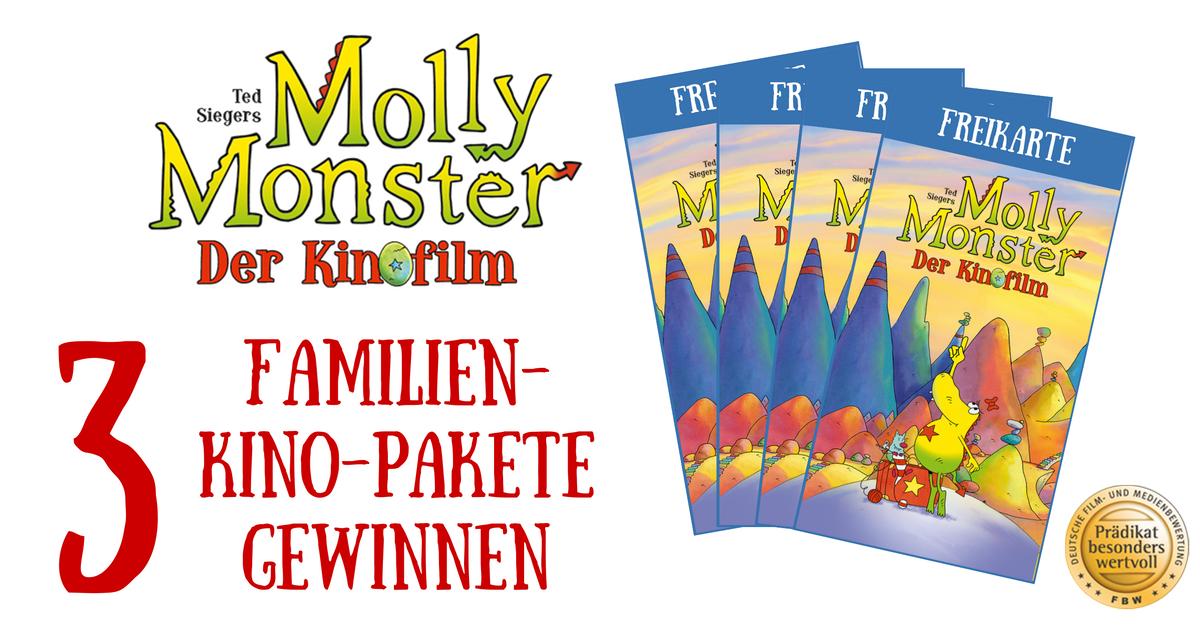 Molly Monster - Der Kinofilm für die ganze Familie