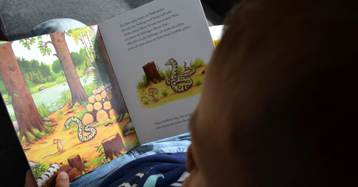 Der Grüffelo - Der Kinderbuch-Klassiker von Axel Scheffler im Test