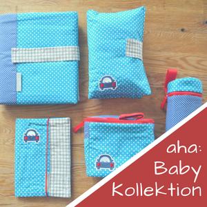 aha: Baby Kollektion – Süße Accessoires für Mami und Baby