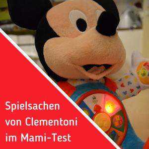 Clementoni – Clempad, interaktiver Globus, Baby T-Rex und Mickey im Test