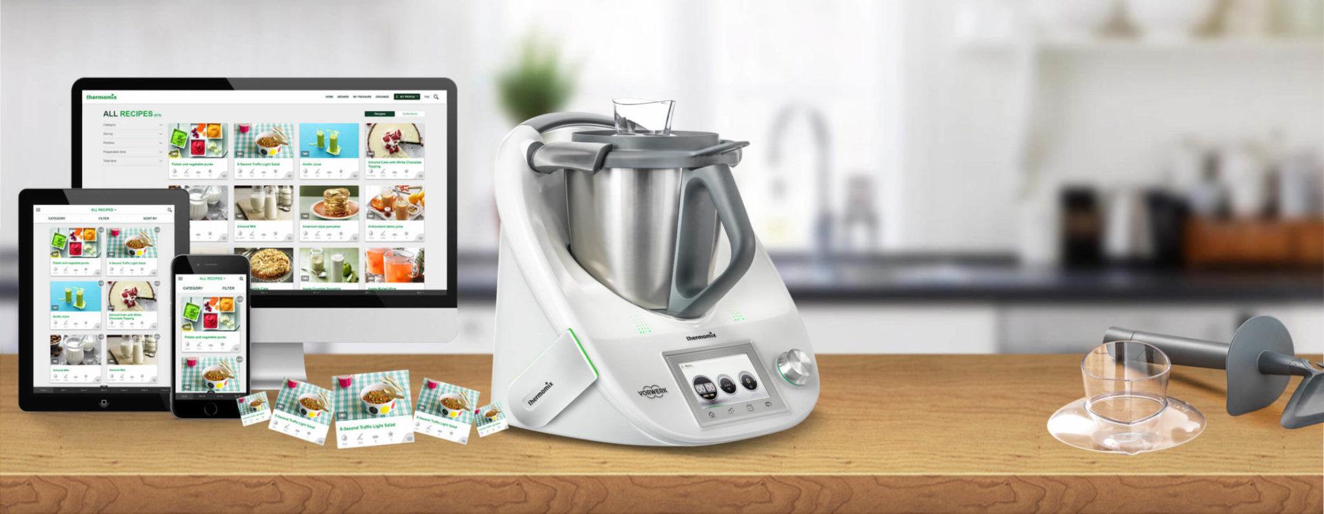 Cook-Key - Der neue Rezepte-Chip für den Thermomix im Test  Cook-Key - Der ...