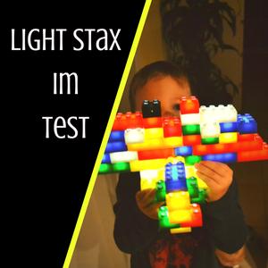 Leuchtende LEGO-Steine von Light Stax – Test und Erfahrung