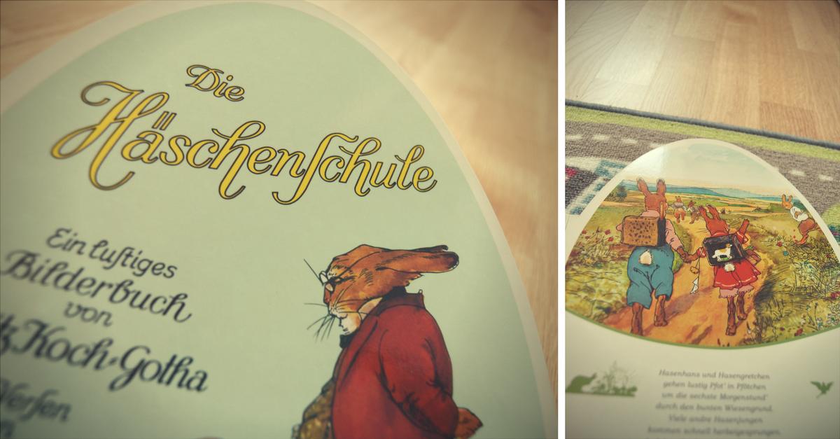 Die Haeschenschule Buch original alt Reime