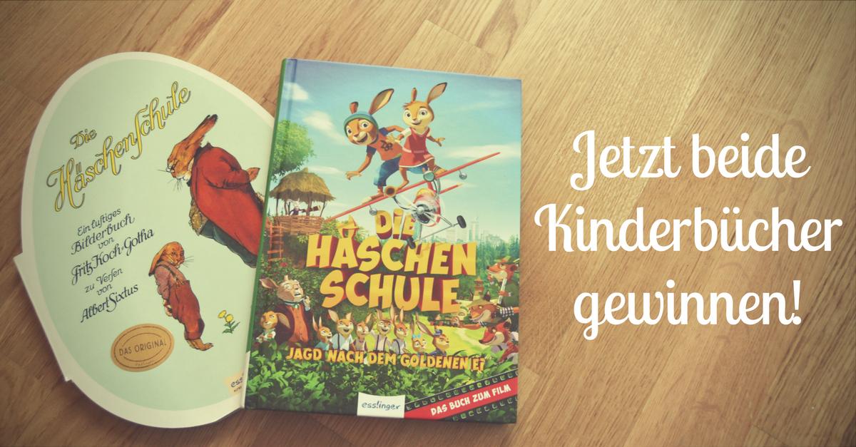 Die Häschenschule - Das perfekte Kinderbuch zur Osterzeit