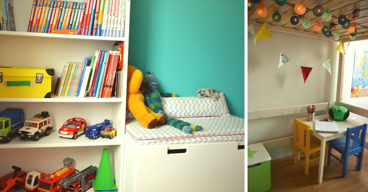 kinderzimmer einrichtung bunte ideen f r kindergarten und schulkinder. Black Bedroom Furniture Sets. Home Design Ideas