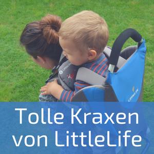 LittleLife – Tolle Kraxen für jede Gelegenheit