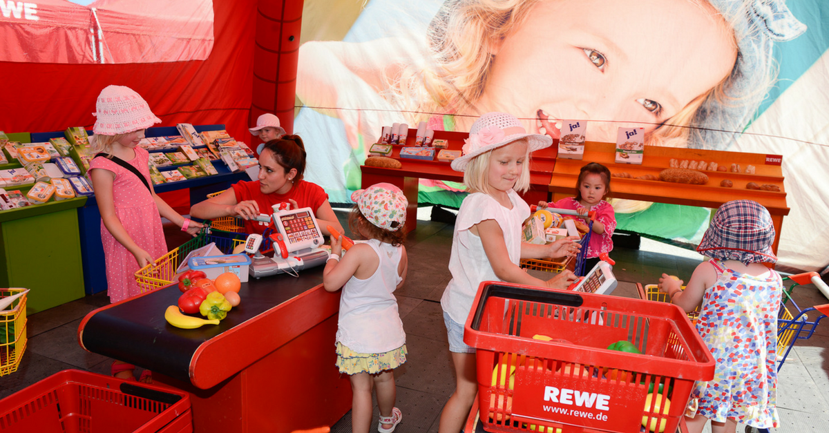 REWE Family 2017 Kinderland