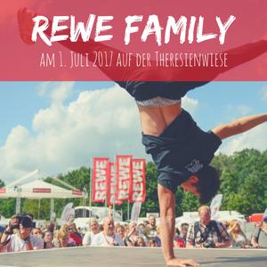 REWE Family 2017 – Das große Familienfest in München