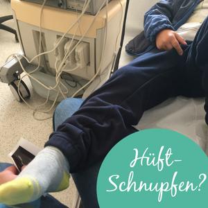 Hüftschnupfen – Schmerzende Beine bei Kindern