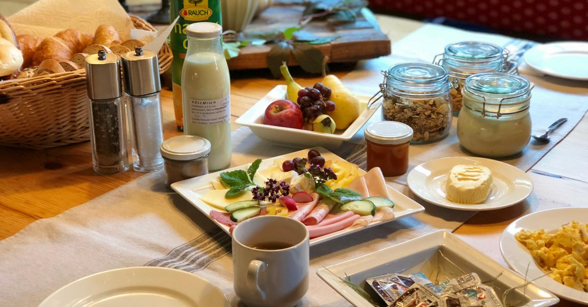 Holzlebn Frühstückskorb