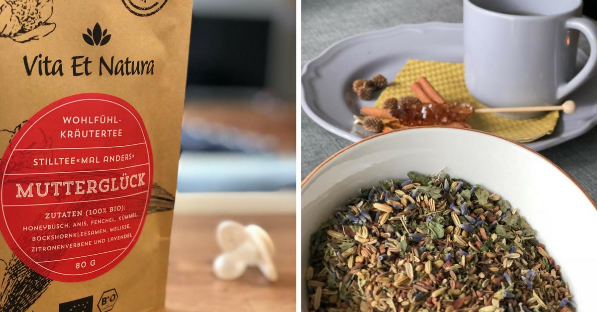Kinderwunschtee, Zyklustee, milchfördernder Tee - Meine Erfahrung