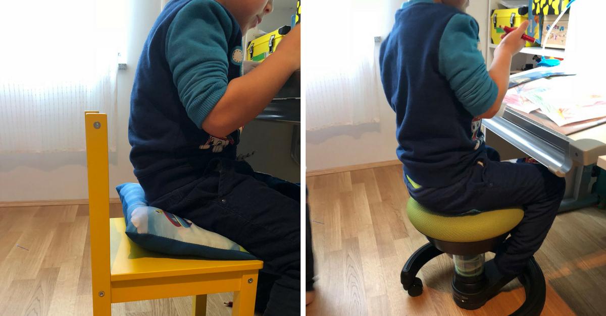 swoppster - Unsere Erfahrung und der Test zum Kinder-Drehstuhl