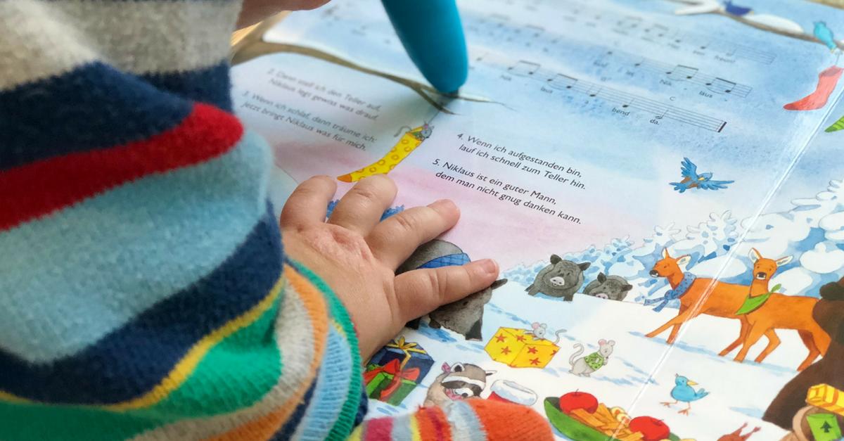 tiptoi Weihnachtslieder und Pocket-Wissen - Unsere Erfahrung