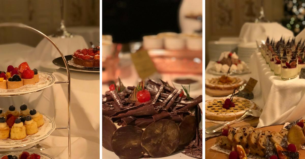 Kronenhof Dessert Buffet