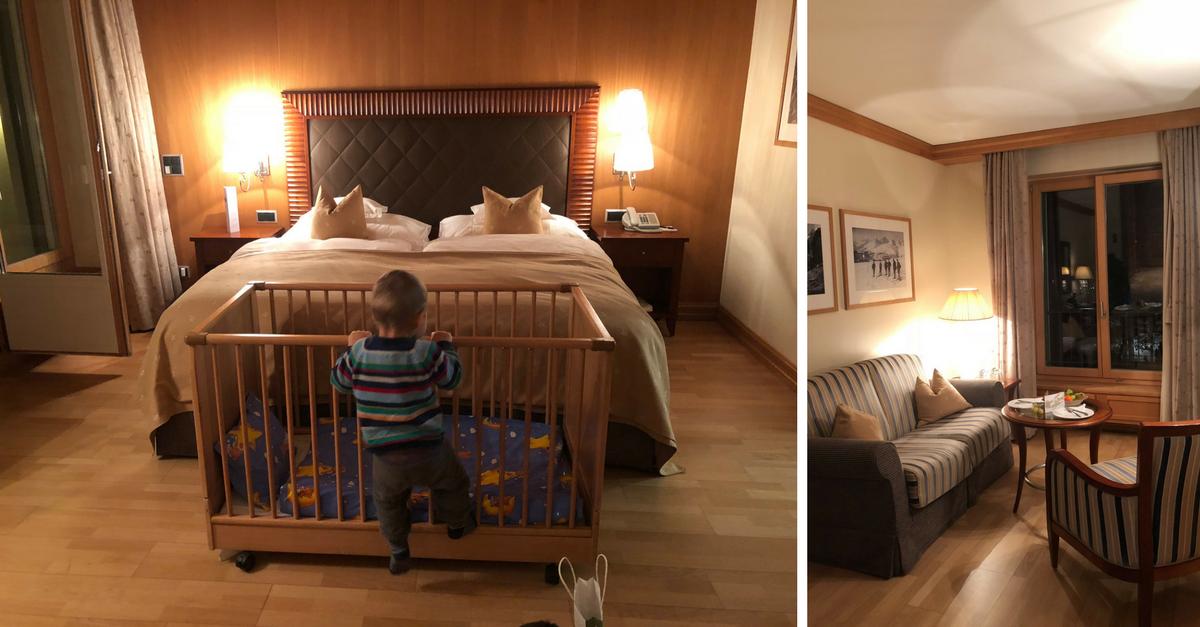 Kronenhof Junior Suite