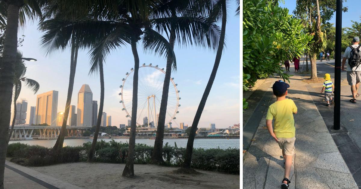 Ausflugsziele Singapur