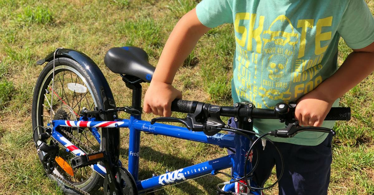 Frog Bike - Unser Test und unsere Erfahrung zum Kinderfahrrad