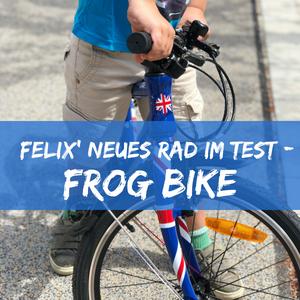 Das Frog Bike 52 – Unser Test und unsere Erfahrung zum Kinderfahrrad