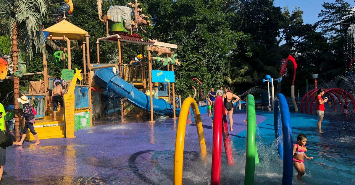 Wasserpark Singapur Zoo