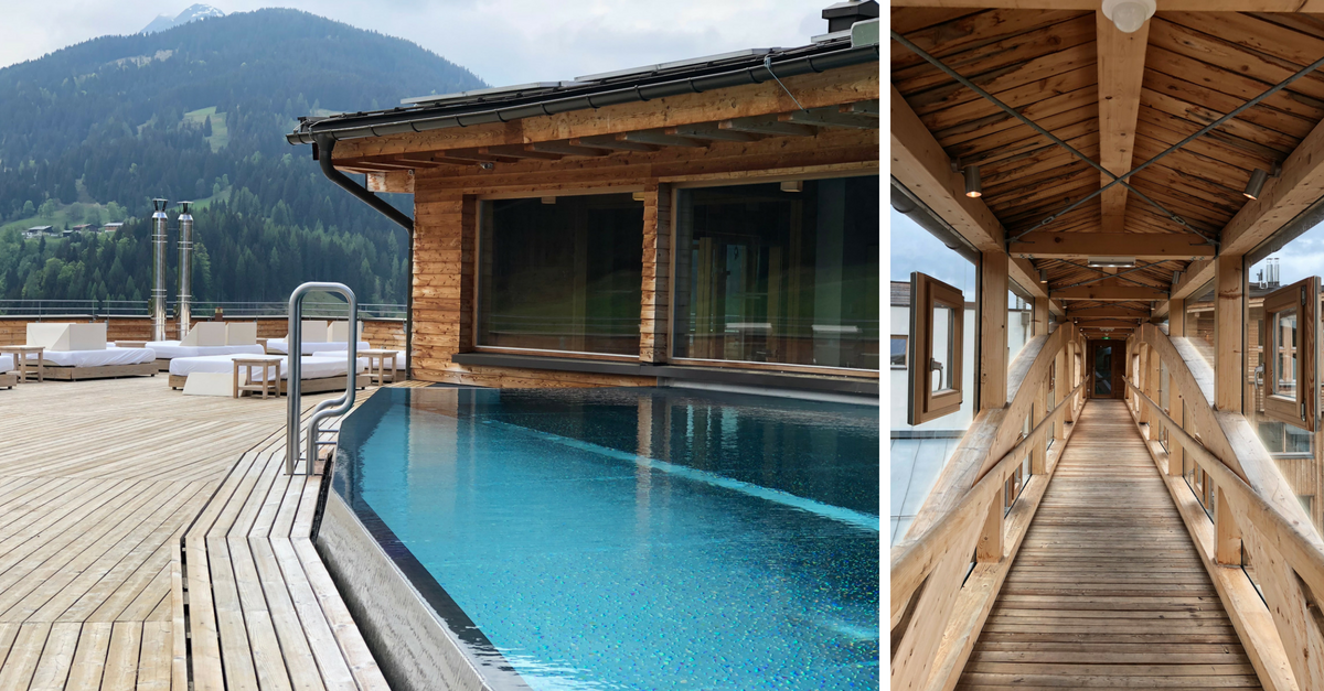 Forsthofalm Pool