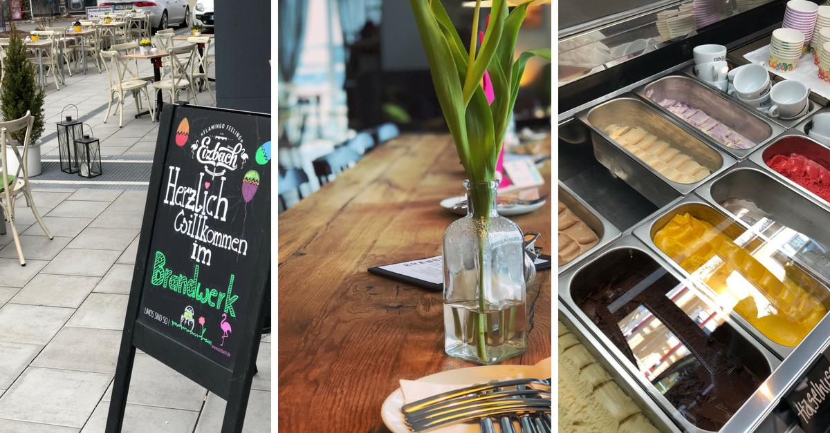 Cafe Brandwerk - Fantastisch frühstücken in Taufkirchen