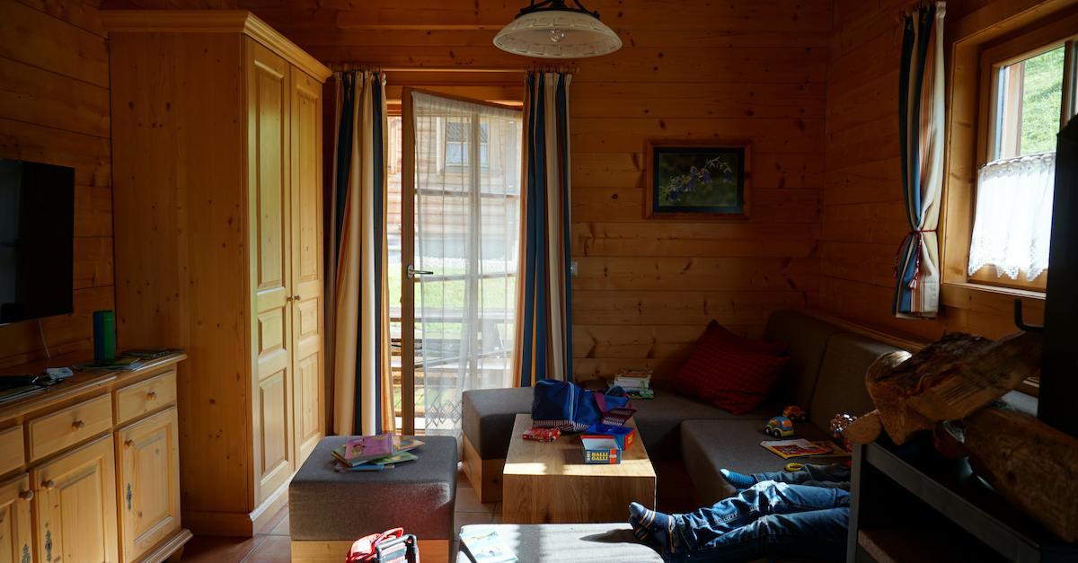 Almdorf Reiteralm - Hüttenurlaub mit Familie oder Freunden